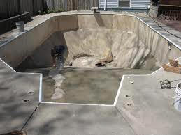South Georgia Pools Waycross Georgia In Ground Pool Liner Replacement Installation