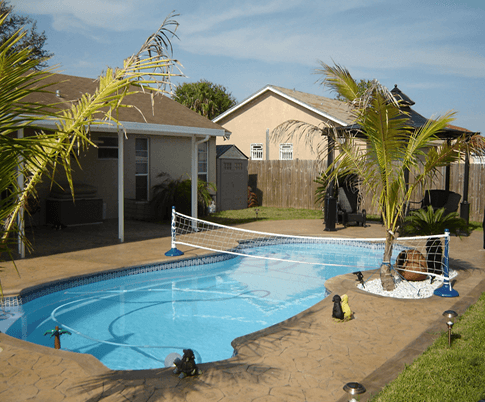 Diamond Fiberglass Pool