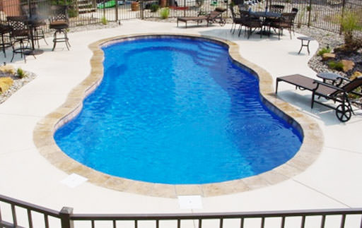 South georgia pools fiberglass pools south georgia pools - Riviera fiberglass pools ...